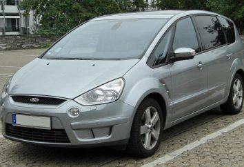 """Car """"Ford C-Max"""": Beschreibung, Daten, Bewertungen Eigentümer"""