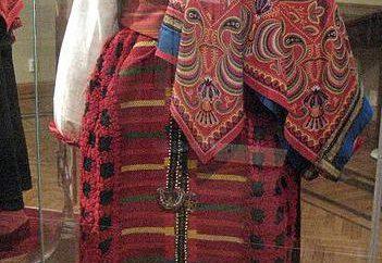 Jupes – qu'est-ce? jupes russes: description, photo