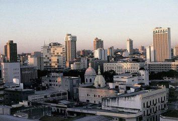 Die Hauptstadt von Paraguay. Bevölkerung, Sprache, Kultur