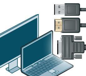 Jak podłączyć laptopa do laptopa bezprzewodowo i za pośrednictwem Wi-Fi, HDMI i USB