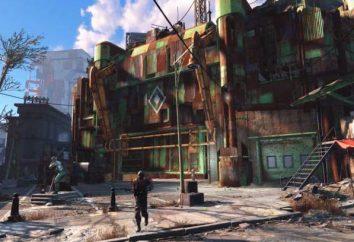 """Fallout 4: passaggio. """"Curva di apprendimento"""" (BOS)"""