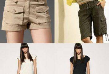 estilo militar. calções militares: o que vestir?