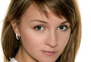 Atriz Olga Litvinova. O que sabemos sobre ela?