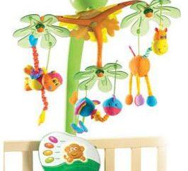 Brinquedos para os recém-nascidos – o melhor presente