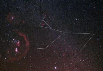 A constelação do unicórnio e sua lenda