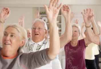 grupo de salud para los jubilados, que no quieren envejecer