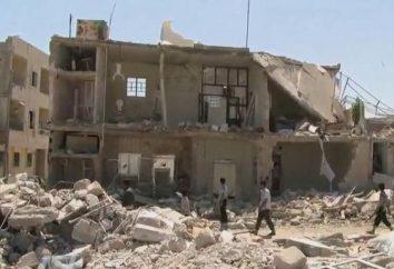 conflicto sirio (guerra civil en Siria): causas, los miembros del conflicto armado
