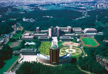 Tokyo University: co zrobić, perspektywy absolwenta. studiowanie za granicą