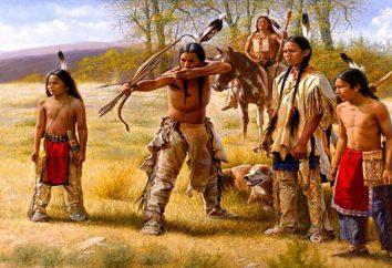 La population indigène de l'Amérique: la population, la culture et la religion
