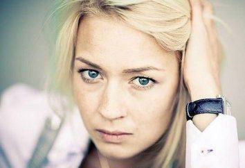Evgeniya Loza: filmografia i życie osobiste