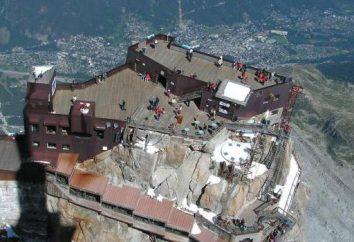 Aiguille du Midi (Aiguille du Midi) – szczyt we Francji: opis
