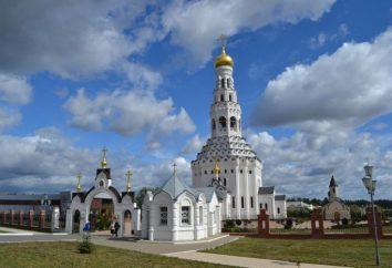 Monumento em campo Prokhorovka: fotos, história, descrição