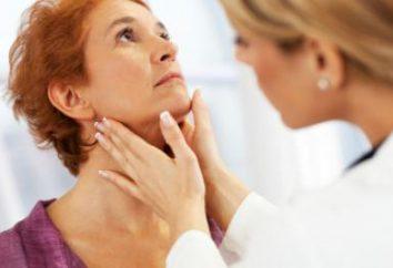 Glandes thyroïdiennes chez les femmes: maladies et symptômes