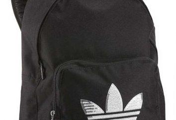 Sac à dos « Adidas » – une chose multifonctionnelle et irremplaçable!