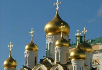Kopuła Kościoła: nazwa i wartość. Jakiego koloru powinny być kopuła kościoła