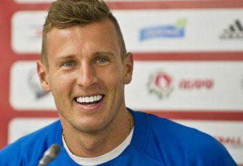 """Yan Dyuritsa: las cosas más interesantes sobre el jugador de fútbol de Eslovaquia y el jugador de la Moscú """"locomotora"""""""