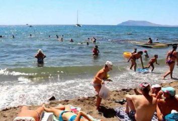 Kinga Beach, Krym: jak dostać się opis, opinie