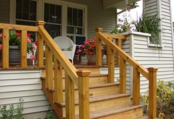 ¿Cómo construir un porche de la casa: opinión de profesionales