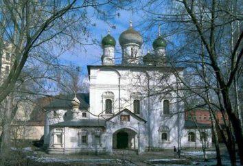 Sretensky Seminário – a ideia do antigo mosteiro