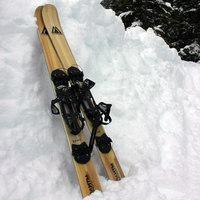 Jagd Ski für Waldwanderungen nach Beute