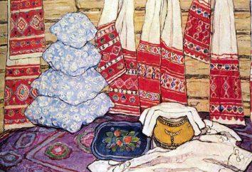 Bashkir ornament. Baszkirski ozdoby i wzory