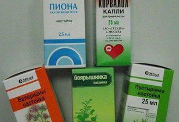 infusión relajante de 5 infusiones. Composición, preparación, uso