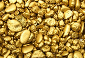 Goldbergbau. Die Verfahren zur Goldgewinnung. Goldbergbau manuell