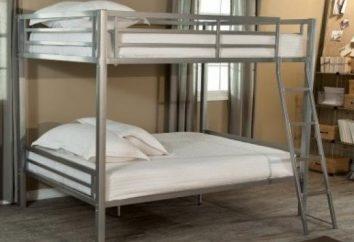camas cómodas y prácticas literas para adultos