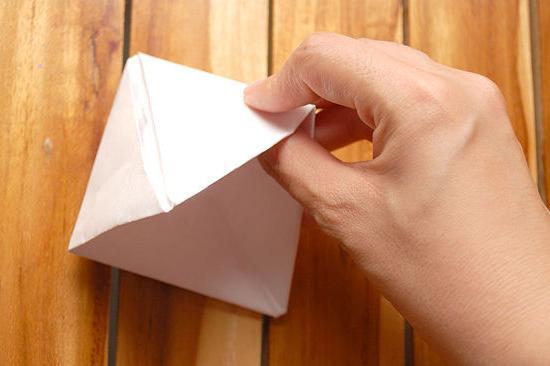 boot aus papier falten