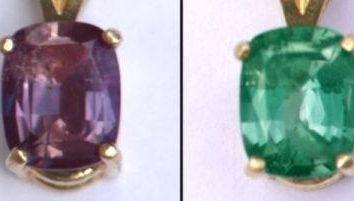 Alexandrita (pedra): propriedades e mágico gem healing
