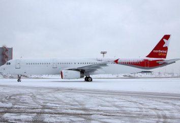 "La compagnia aerea ""North Wind"" (Nordwind Airlines). ""North Wind"" (la compagnia aerea) – Aerei"