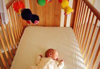 O que fazer? A criança não dormir à noite. O que fazer para a criança dormir bem à noite?