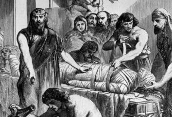 A verdade desconhecida sobre múmias