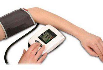 Różnica ciśnień pomiędzy górnym a dolnym ciśnieniem. Co jeśli wysokie ciśnienie i niższego wysokiej górze