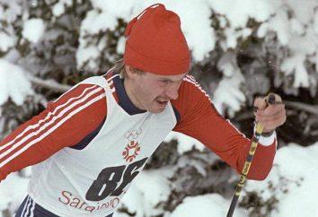 Nikolai Zimyatov skieur soviétique: biographie, prix sportifs, entraîneurs