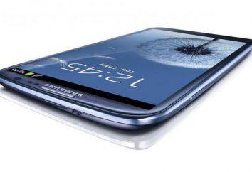Restablecer datos de fábrica Samsung Galaxy S3: cómo y asesoramiento de expertos