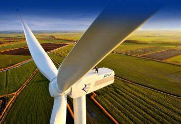 Generatori eolici: progettazione, principio di funzionamento