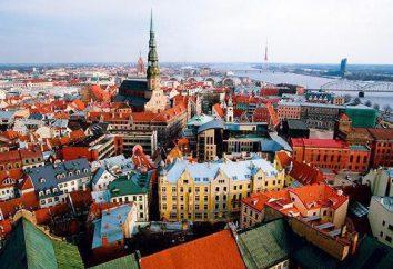 Jak gospodarkę Łotwy