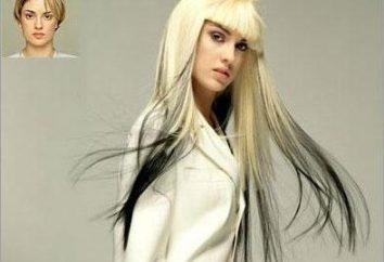 extensões de cabelo para cabelo curto é o melhor caminho