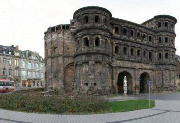 Allemagne, Trèves photos, attractions, choses à faire