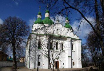 Kiev, l'église Saint-Cyrille: photos, avis, adresse, horaires d'ouverture
