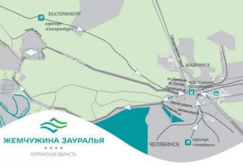 """Sanatorium """"Perla dei Trans-Urals"""" (Shadrinsk): descrizione, foto, recensioni di turisti"""