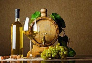 Białe wino – napój dla smakoszy