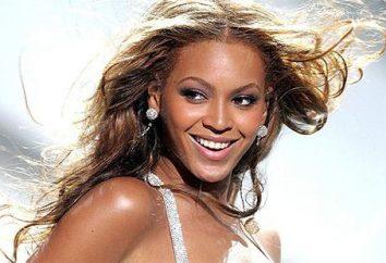Beyonce: Höhe, Gewicht, Formparameter