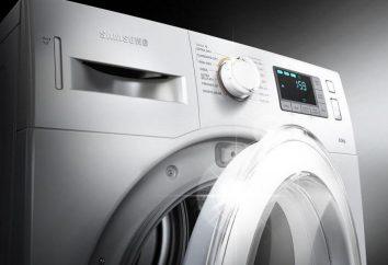 """""""Samsung"""" Waschmaschine """"Eco Bubble"""": Gebrauchsanweisungen, Fehler und deren Codes"""