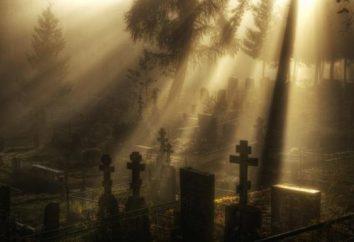 Jak wybrać i zainstalować drewniany krzyż na grobie?