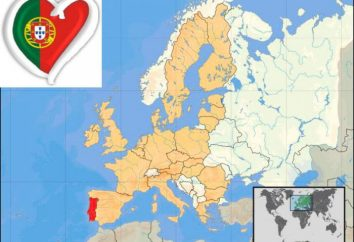 A proposito di dove il Portogallo si trova sulla mappa del mondo