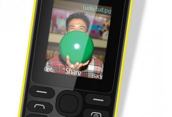 Wszystkie szczegóły na temat telefonu Nokia 108