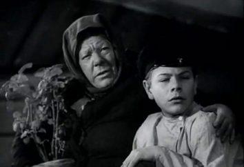 L'image de la grand-mère dans le roman Gorky « enfance ». héroïne Feature