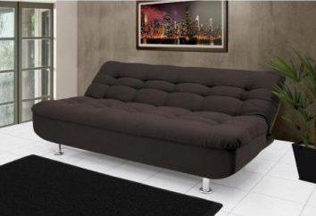 Ortopedyczny sofa do codziennego użytku